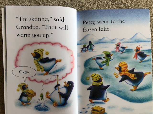 The Chilly Little Penguin (Read with Usborne, Level 1)