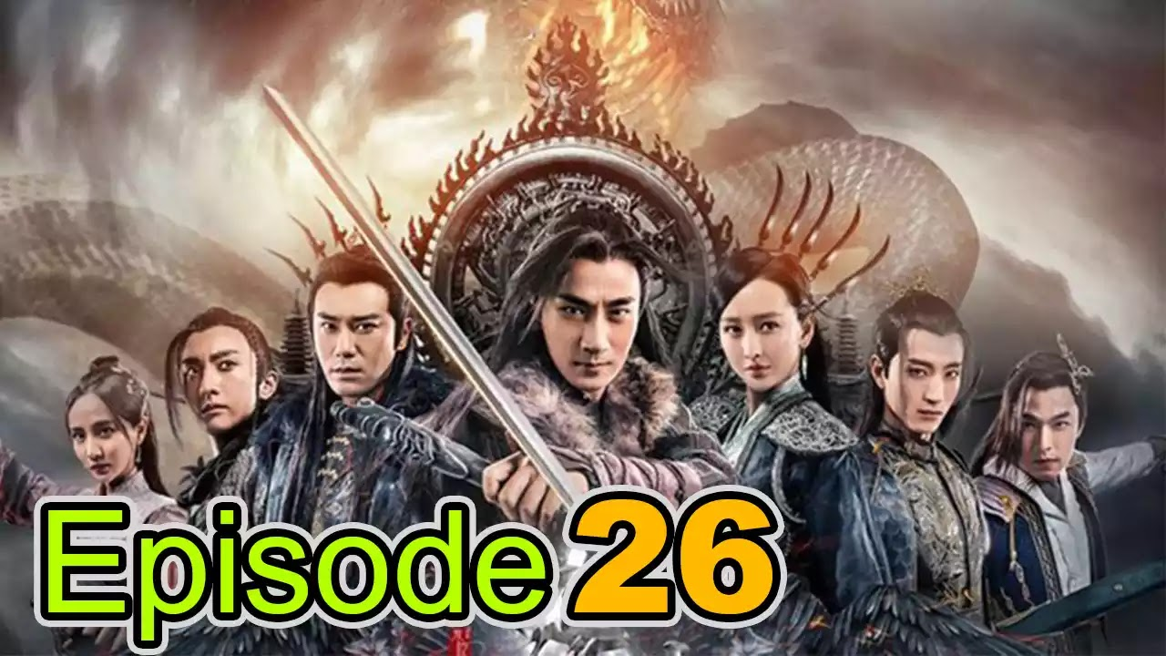 The Legend of Jade Sword (2018) Subtitle Indonesia Eps 26