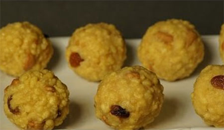 Laddu Recipe in Tamil / Boondi Laddu Recipe in Tamil /