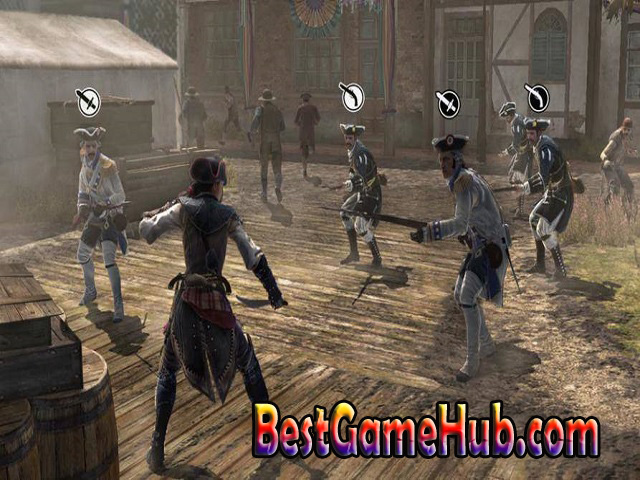 Assassin's Creed Liberation HD Compressed Torrent Game Download
