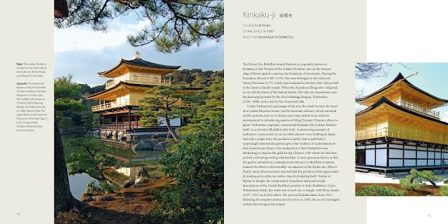Houses and Gardens of Kyoto Kinkakuji