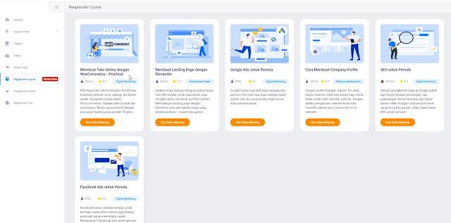 Cara Gampang  Membuat Blog Website Sendiri, GERATIS Training Sampai Bisa !