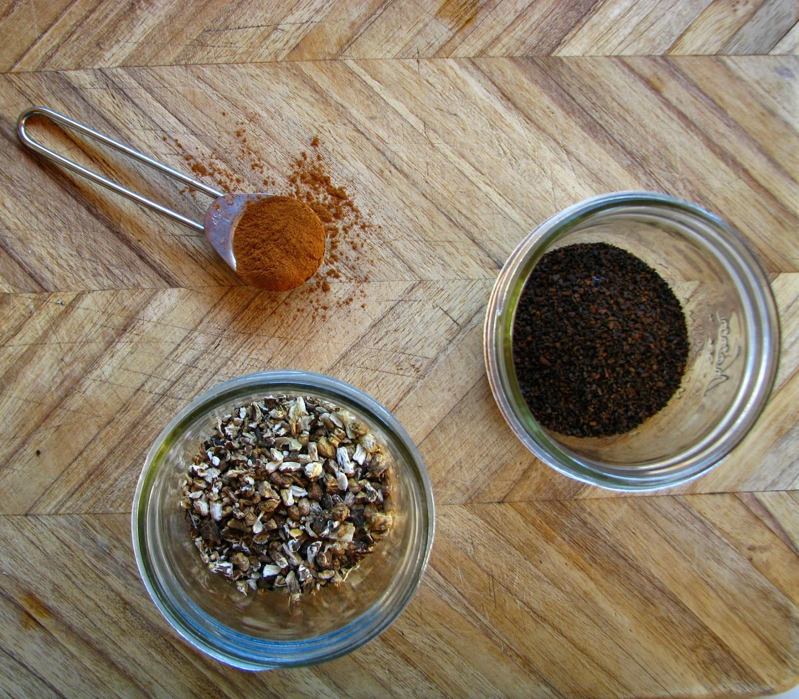 Sweet Happy Pie: Chicory & Dandelion Root Coffee + 4 ...