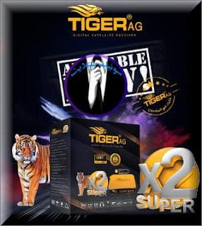 احدث ملف قنوات TIGER X2 SUPER