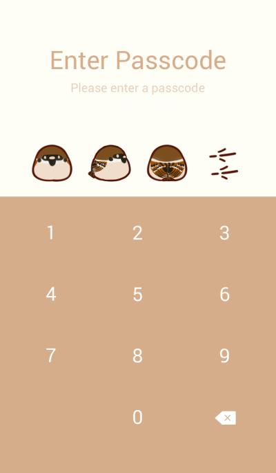Fat Sparrow-Autumn of appetite-