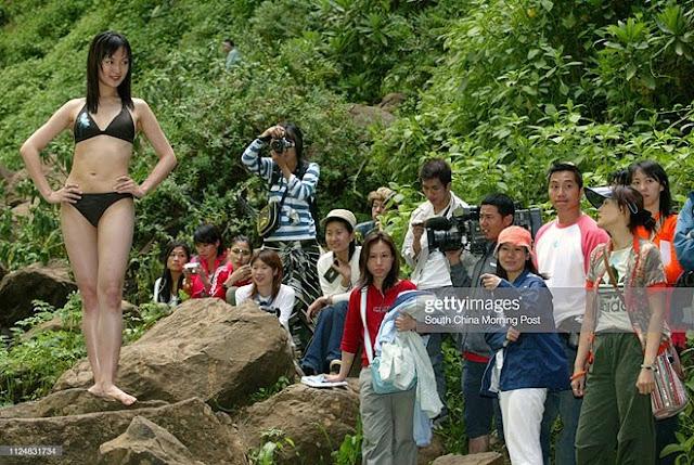 Hoa hậu Hong Kong – đấu trường lụi tàn vì bê bối tình ái, mua giải 7