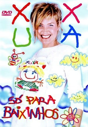 Xuxa Só Para Baixinhos Torrent DVD / DVDRip Download
