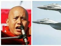 Malaysia akan Rudal Biksu Budha jika Berani Ganggu Aceh