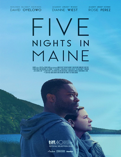 Ver Five Nights in Maine (2015) Online