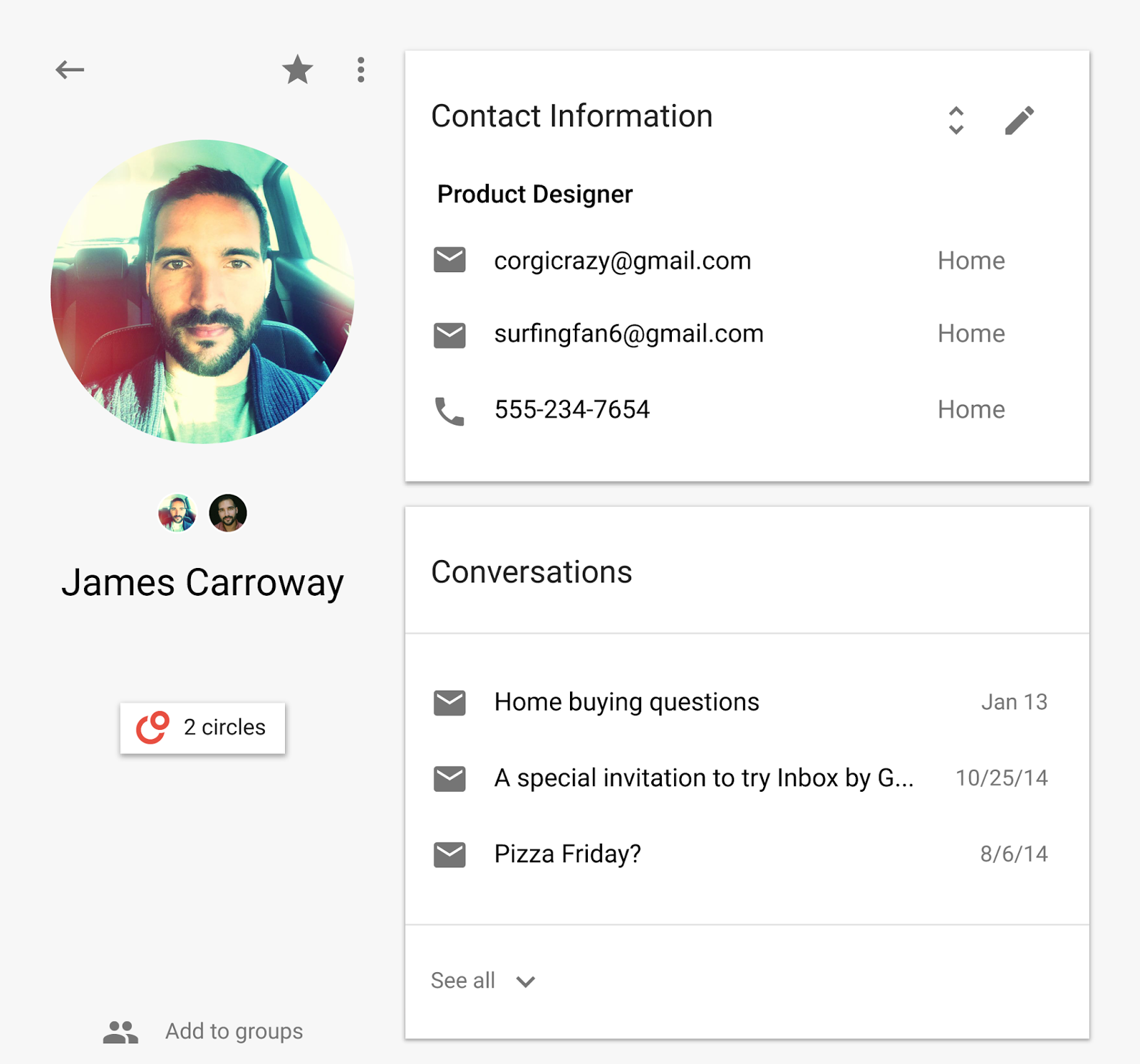 G Suite Developers Blog: Google People API now supports updates to
