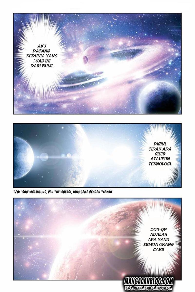Battle Through Heaven Chapter 01-2