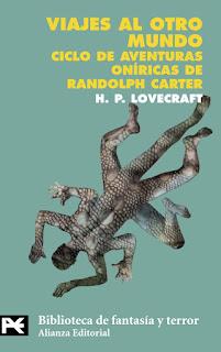 Viajes al otro mundo: (ciclo de aventuras oníricas de Randolph Carter) / Howard Phillips Lovecraft, E. Hoffman Price y Thomas Owen