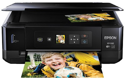 Epson Expression XP-520 Printer Driver Download