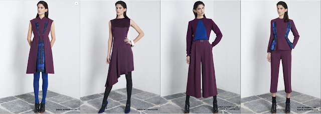 Marta Cucciniello Fall/Winter 2015 Collection