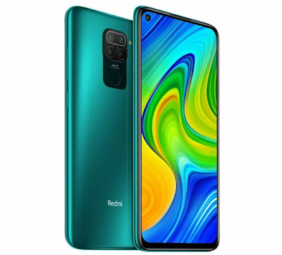 Redmi Note 9 with Helio G85, 5020mAh Battery Launched