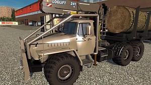 Ural 43202 Truck