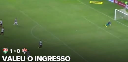 Fluminense de Feira vence o Vitória em Pituaçu