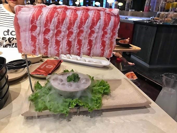 [Góc khen] Buffet Lẩu MANWAH