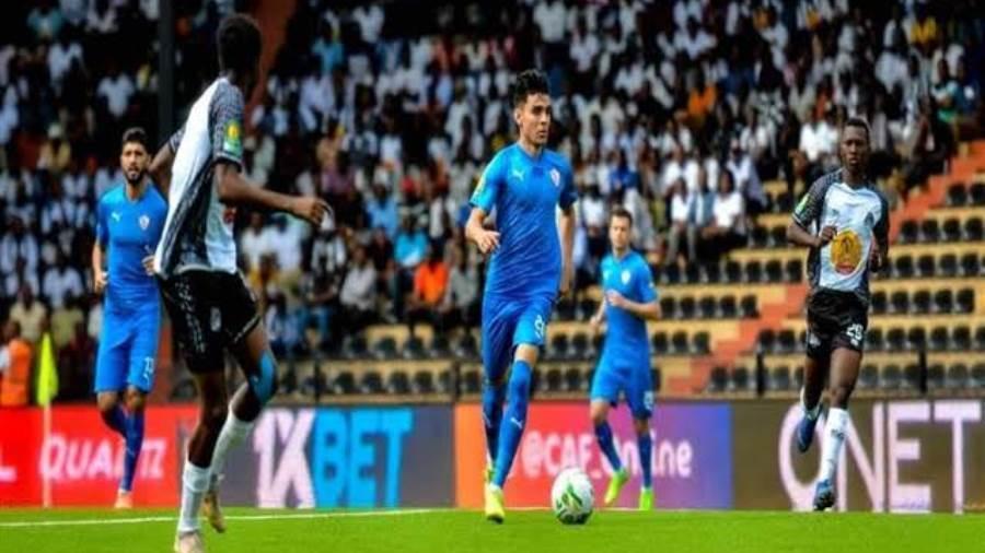 نتيجة مباراة الزمالك ومازيمبي بتاريخ 24-01-2020 دوري أبطال أفريقيا