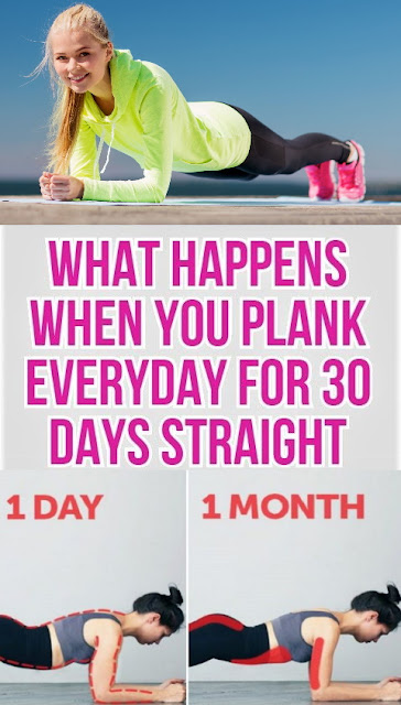 What Happens When You Plank Everyday For 30 Days Straight