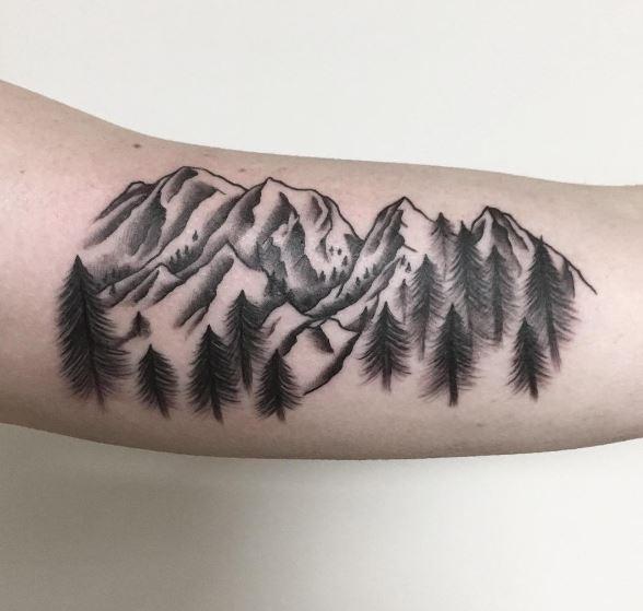 Landscape Tattoos