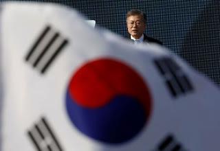 Delegados surcoreanos se reúnen con presidentes de China y Japón