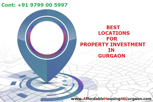 Top 8 Locations for Property investment in Gurgaon 2021