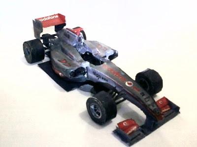 McLaren 2009 Hamilton