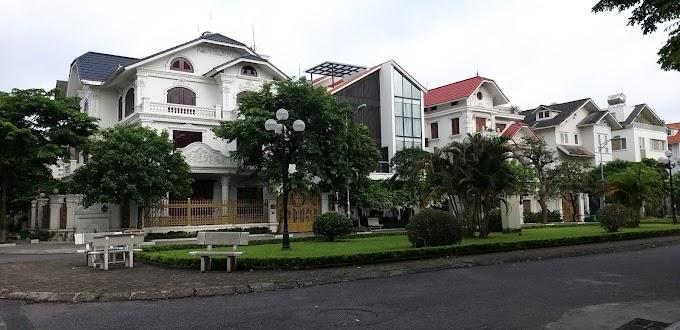 Biệt thự BT-04 Khu Đô Thị Việt Hưng