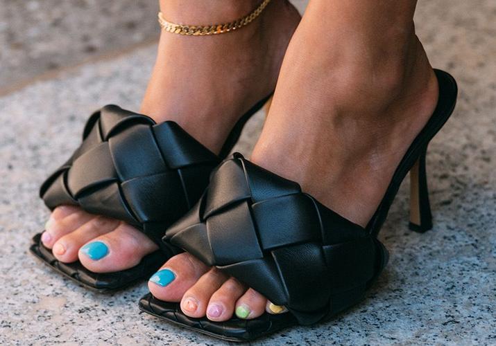 Tendências de calçados para 2021