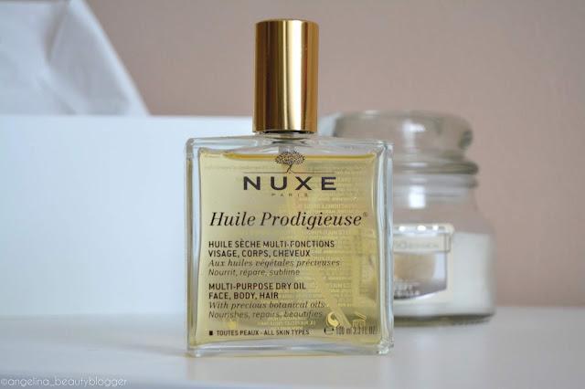 NUXE Huile Prodigieuse multifunkční suchý olej na tělo, pleť a vlasy