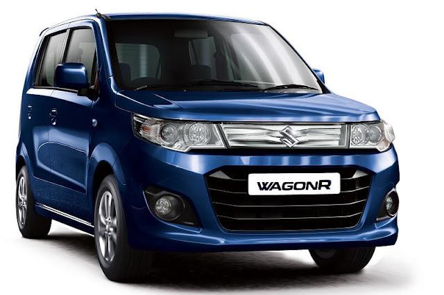 Maruti Suzuki Wagon R VXi+