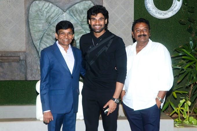 Bellamkonda Srinivas Hindi debut with remake of telugu Chatrapathi