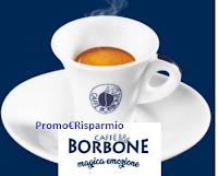 Logo Contest Caffè Borbone #MagicaEmozione : vinci gratis 555 buoni da 10€ e 10 buoni da 500€