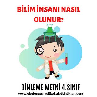 4.Sınıf türkçe metni 4.tema