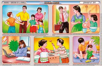 TIPOLOGIA Y FUNCIONES DE LA FAMILIA: SITUACIONES PARA ...