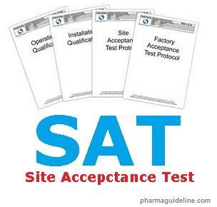 Site Acceptance Test