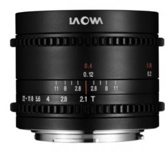 Laowa 7.5mm T2.1 Cine