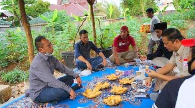 Ketua DPRD Lampung Terima Kunjungan Forum Penyelamat Daswati