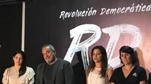 Productor de TV y cine Alfonso Rodrìguez ofrece respaldo a Luis Abinader