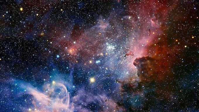 Imagem do Espaço Nebulosa de Carina