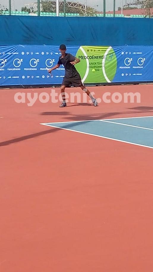 MedcoEnergy Junior Tennis Champs-2: Hingga Hari Kedua, Sebagian Besar Unggulan Belum Terbendung
