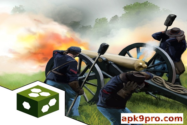 Great Battles of the American Civil War v2.0.5 Apk (Full/ Paid) + Data File size 282 MB for android