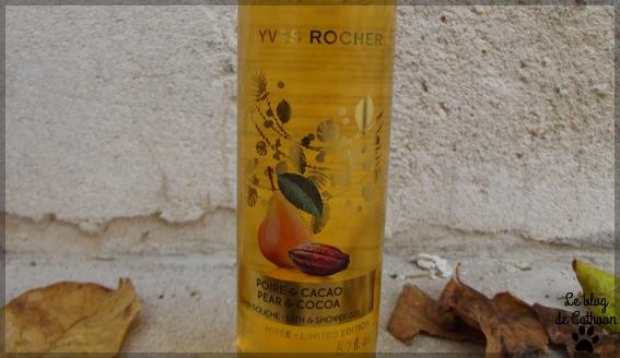 Yves Rocher - Poire & Cacao - Bain Douche