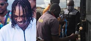 FCT Abuja Seals Jabi Lake Mall After Naira Marley's Concert