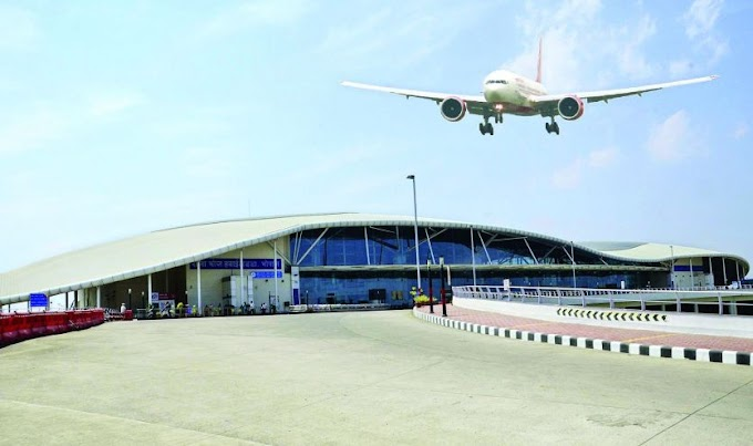 दरभंगा एयरपोर्ट साबित हो रहा वरदान, प्रत्येक माह हो रहा 100 करोड़ तक का कारोबार