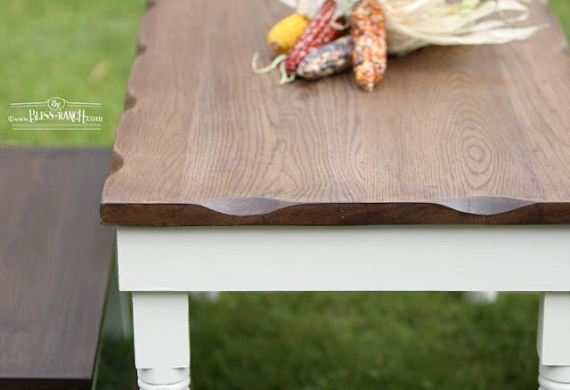 Farmhouse Kid size Table Bliss-Ranch.com