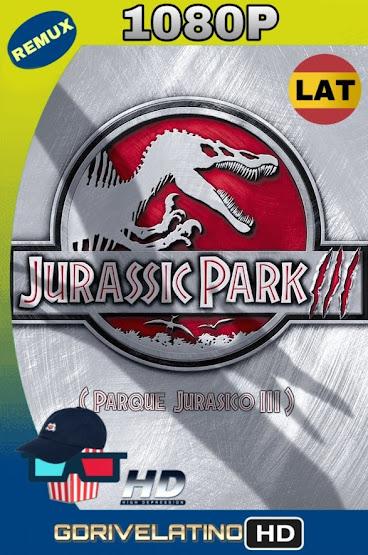 Jurassic Park III (2001) BDRemux 1080p Latino-Ingles MKV