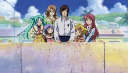 Moonlight Summoners Anime Sekai February 2013