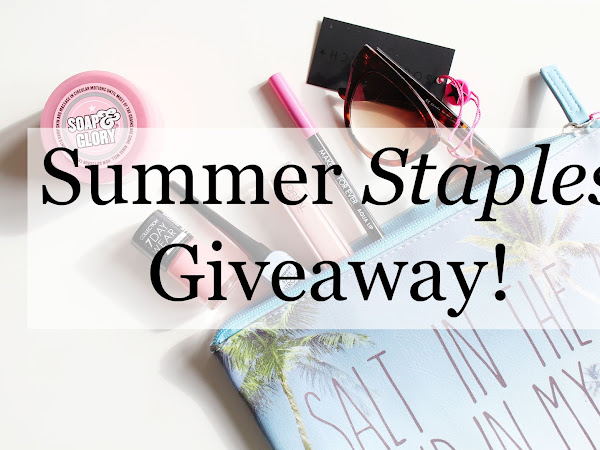 Summer Staples GIVEAWAY!